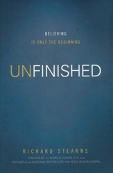 Unfinished: Believing is Only the Beginning - Slightly Imperfect