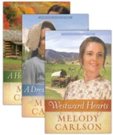 Homeward on the Oregon Trail Series, Volumes 1-3