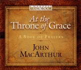 At the Throne of Grace--Unabridged CD (slightly imperfect)