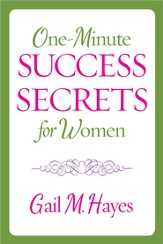 One-Minute Success Secrets for Women - Slightly Imperfect