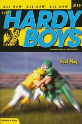 #19: The Hardy Boys Undercover Brothers: Foul Play