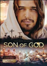 Son of God, DVD  - Slightly Imperfect