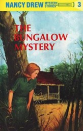 The Bungalow Mystery, Nancy Drew Mystery Stories Series #3