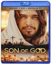 Son of God, Blu-ray/DVD/Digital HD Combo