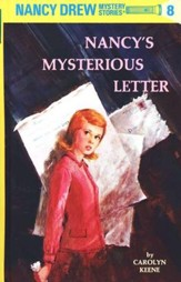 Nancy's Mysterious Letter, Nancy Drew Mystery Stories Series #8