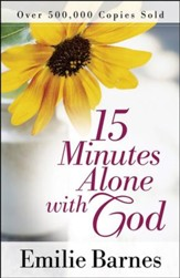 15 Minutes Alone with God - Slightly Imperfect