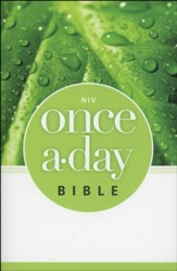 NIV Once-A-Day Bible - Slightly Imperfect