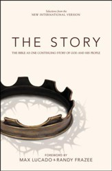 The Story, NIV: The Bible As One Continuous Story of God and His People - Slightly Imperfect