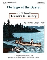 Sign Of The Beaver L-I-T Study Guide
