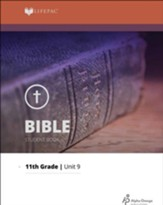 Lifepac Bible Grade 11 Unit 9: Apologetics