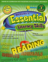 Webster's Essential Literacy Skills: Grade 2 Reading