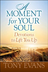 A Moment for Your Soul: Devotions to Lift You Up  - Slightly Imperfect