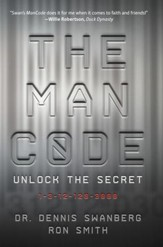 The Man Code: Unlock the Secret (slightly imperfect)