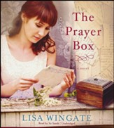 The Prayer Box - unabridged audiobook on CD