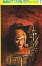 The Mystery of the Brass Bound Trunk, Nancy Drew Mystery Stories Series #17