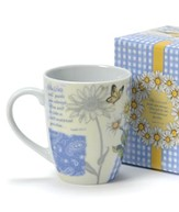 Daisy Garden, Mug With Gift Box