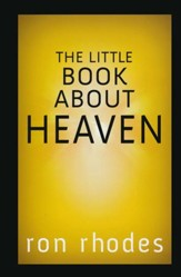 The Little Book About Heaven - Slightly Imperfect