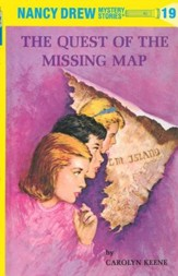 The Quest of the Missing Map, Nancy Drew Mystery Stories Series #19