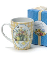 Wildflower Tea, Mug With Gift Box