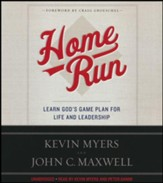 Home Run: Learn God's Game Plan for Life and Leadership Unabridged Audiobook on CD