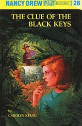 The Clue of the Black Keys, Nancy Drew Mystery Stories Series #28