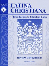 Latina Christiana 1 Review Worksheets