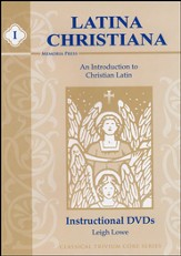 Latina Christiana I Instructional DVD Set, 5 DVDs
