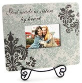 God Made Us Sisters, Decorative Photo Frame