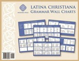 Latina Christiana I and II Grammar Charts