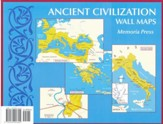 Ancient Civilization Small Wall Maps