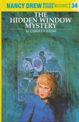 The Hidden Window Mystery, Nancy Drew Mystery Stories Series #34