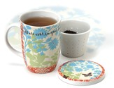 Friendship Porcelain Teacup Set
