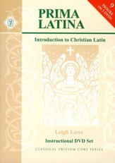 Prima Latina Instructional DVDs, Set of 3