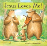 Jesus Love Me! Padded Board Book