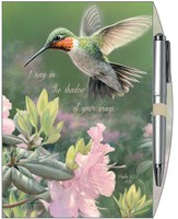 Hummingbird, I Sing In the Shadow of Your Wings Journal