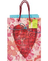 Your Loving Heart Gift Bag, Medium