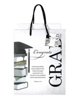Congrats Grade Gift Bag, Medium