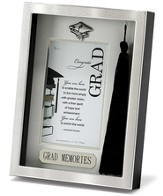 Congrats Grad Shadow Box Photo Frame