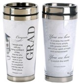 Congrats Grad Travel Mug