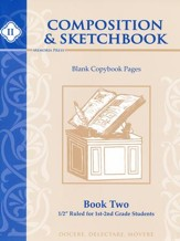 Primary Writing and Sketch Book
