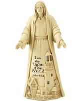 I AM the Light, Jesus Figurine