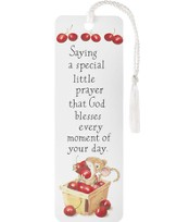 Special Little Prayer Bookmark