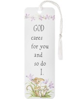 God Cares for You Bookmark