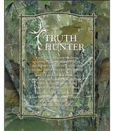 Truth Hunter Plaque