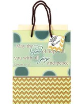 May the God of Hope Gift Bag, Medium