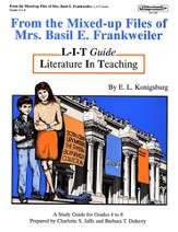 From The Files Of Basil E. Frankweiler L-I-T Study Guide