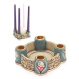 I Believe, Advent Candle Holder