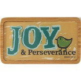 Joy and Perseverance Magnet