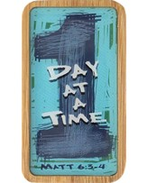 1 Day At A Time Magnet