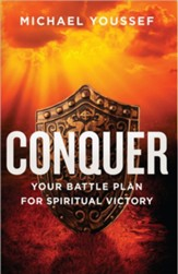 Conquer: Your Battle Plan for Spiritual Victory  - Slightly Imperfect